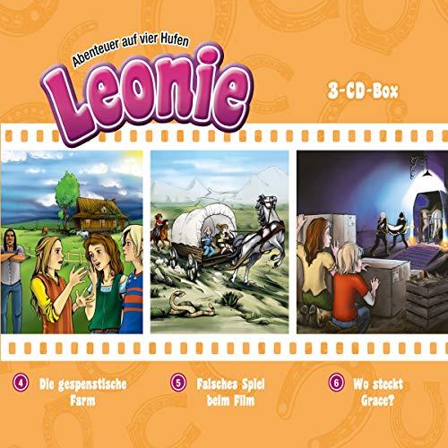 Leonie-Abenteuer auf vier Hufen - Box 2: 3 CD - Box