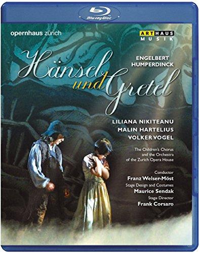 Humperdinck: Hänsel und Gretel (Opernhaus Zürich, 1999) [Blu-ray]