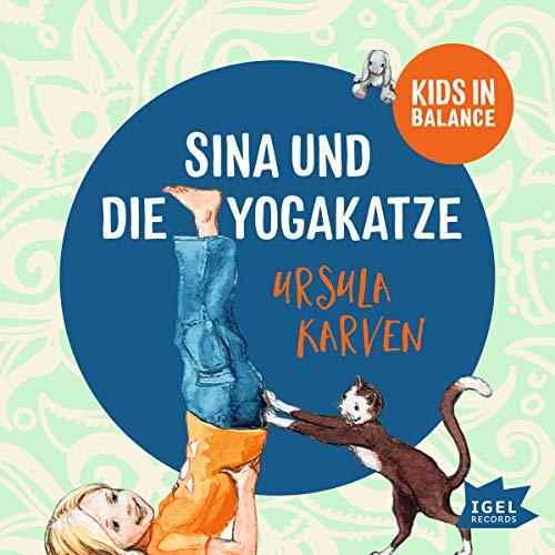 Sina und die Yogakatze cover art