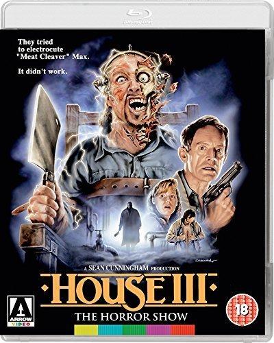 Blu-ray1 - House Iii: The Horror Show (1 BLU-RAY)