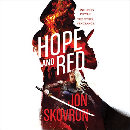 Hope and Red audiobook cover art