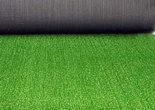 Césped verde hierba sintética moqueta hierba alfombra para decoración jardín exterior (200 x 1000)