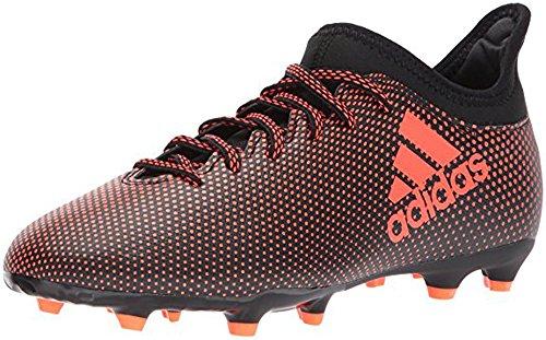 adidas Boys Mens Ace 17.3 Fg J Orange Size: 10.5 Little Kid