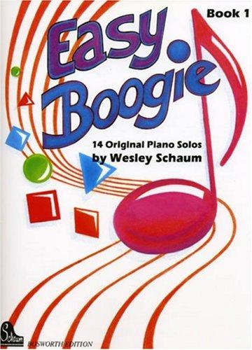 Easy Boogie 1. 14 Original Piano Solos. Für Klavier
