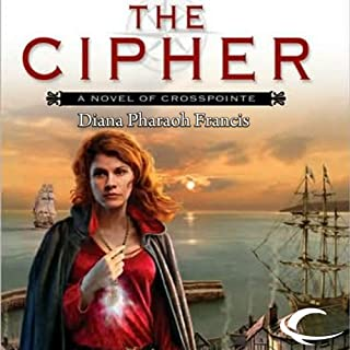 The Cipher     Crosspointe, Book 1              By:                                                                                                                                 Diana Pharaoh Francis                               Narrated by:                                                                                                                                 Mozhan Marno                      Length: 13 hrs and 20 mins     16 ratings     Overall 4.1