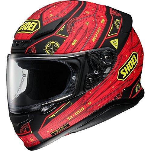Shoei Vessel RF-1200 Street Bike Racing Motorcycle Helmet - TC-1 / X-Large by Shoei