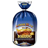 Lithuanian AmbeRye Borodinskiy Russian Rye Bread - All Natural Whole Grain Imported Rye Bread, 24.7 oz/700 g