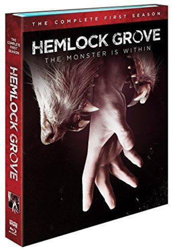 Hemlock Grove: The Complete First Season  [Blu-ray] [Importado]