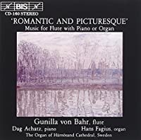 Romantic and Picturesque - Music for Flute