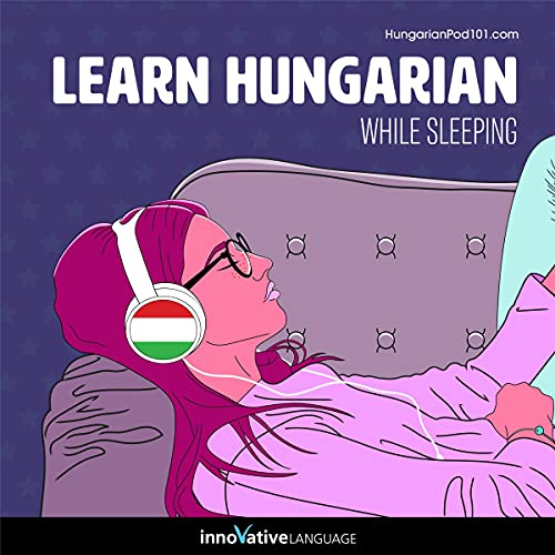 Learn Hungarian While Sleeping cover art