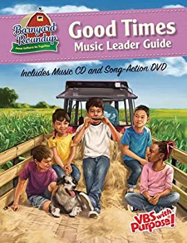 Barnyard Roundup Good Times Music Guide CD & DVD  Barnyard Roundup  Jesus Gathers Us Together