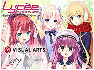 リセ オーバーチュア Ver.ビジュアルアーツ 3.0 ブースターパック BOX