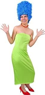 Adult Marge Simpson Halloween Costume (Size: Standard 48-50)