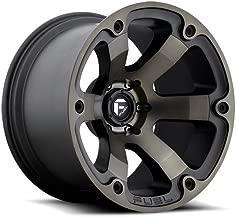 Fuel Offroad Wheels D564 18x9 Beast 6x5.5 MB5.75 20 108 Black Machined DDT