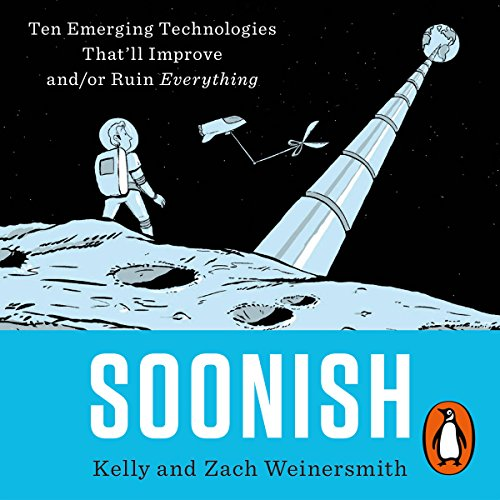 Soonish audiobook cover art