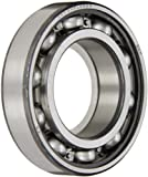 SKF 6312/C4 Radial Bearing, Single Row, Deep Groove Design, ABEC 1 Precision, Open, C4 Clearance, Standard Cage, 60mm Bore, 130mm OD, 31mm Width