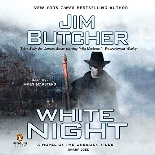 White Night Audiobook By Jim Butcher cover art