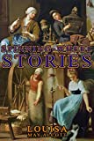 SPINNING-WHEEL Stories (illustrated): complete with classic and old vintage illustrations (English Edition)