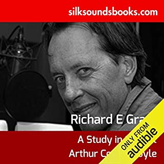 A Study in Scarlet                   By:                                                                                                                                 Arthur Conan Doyle                               Narrated by:                                                                                                                                 Richard E. Grant                      Length: 4 hrs and 28 mins     6 ratings     Overall 4.3