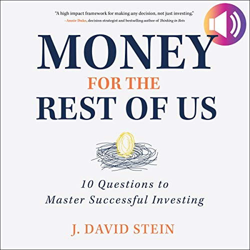 Money for the Rest of Us audiobook cover art