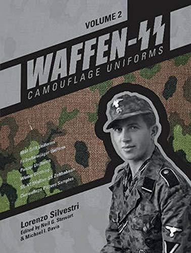 Waffen-SS Camouflage Uniforms, Vol. 2: M44 Drill Uniforms - Fallschirmjäger Uniforms - Panzer Uniforms - Winter Clothing - Ss-Vt/Waffen-SS Zeltbahnen: ... Zeltbahnen - Camouflage Pattern Samples