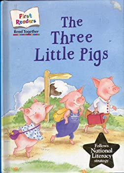 Hardcover The Three Little Pigs Book