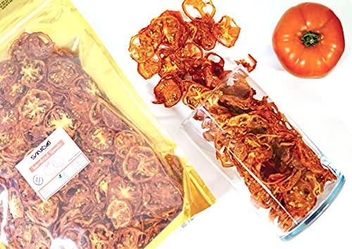 Rodajas de tomate rojo secadas al sol (50 Gramos)