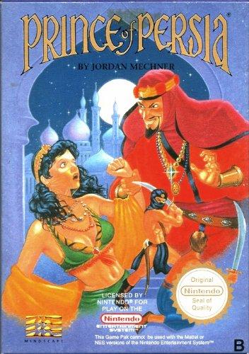Prince of Persia [NES]
