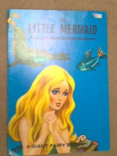 Little Mermaid (Big Colouring Books)