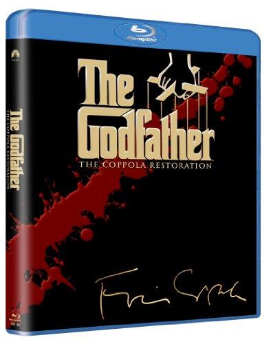 ゴッドファーザー コッポラ・リストレーション ブルーレイBOX [Blu-ray] - アル・パチーノ, フランシス・フォード・コッポラ