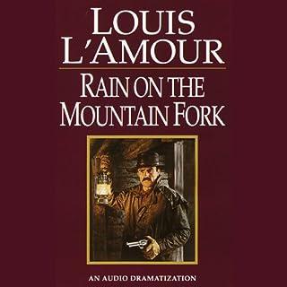 Rain on a Mountain Fork audiobook cover art