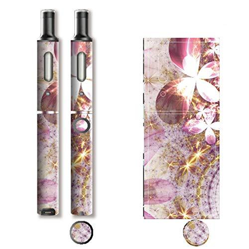 電子たばこ タバコ 煙草 喫煙具 専用スキンシール 対応機種 プルーム テック プラス Ploom TECH+ Ploom Tech Plus ロイヤルジュエリ (1) イメージデザイン 10 Royal Jewely 1 01-pt08-2350