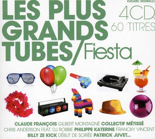 Les Plus Grands Tubes Fiesta
