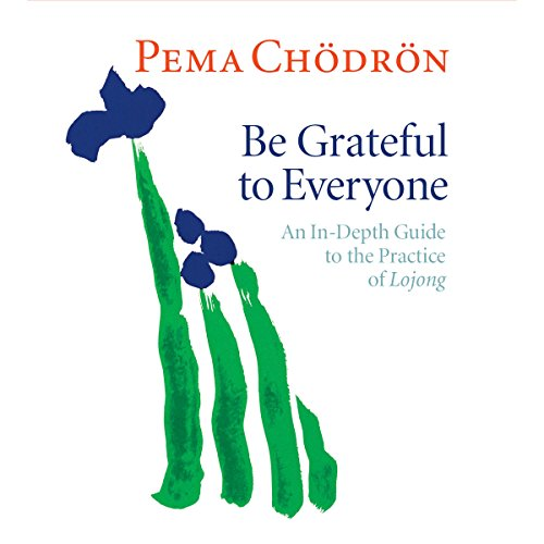 Be Grateful to Everyone audiobook cover art