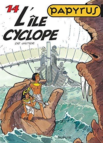 Papyrus, tome 14 : l'île au Cyclope