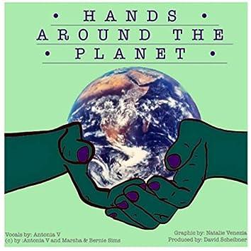 Hands Around the Planet (feat. John Lee Sanders)