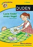 Lesedetektive Übungsbücher - Luzie findet einen Vogel