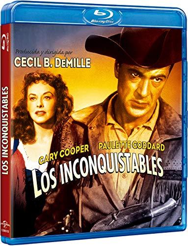 Los Inconquistables [Blu-ray]