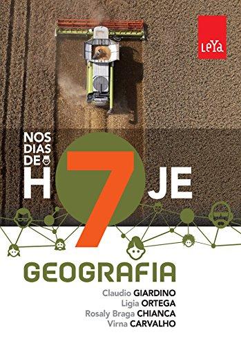 Nos Dias de Hoje - Geografia, 7º Ano