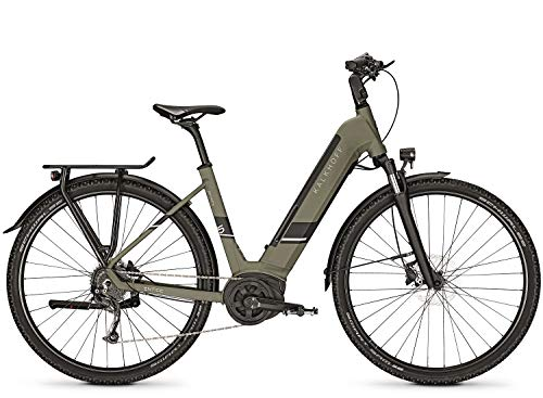 Kalkhoff Entice 5.B Move - Bicicleta eléctrica de trekking pedelec de 28...