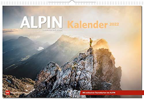 ALPIN Kalender 2022: Leben für die Berge