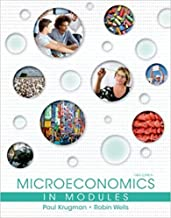 [1464139040] [9781464139048] Microeconomics in Modules Third Edition - Paperback