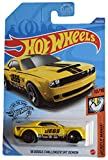 DieCast Hotwheels '18 Dodge Challenger SRT Demon 234/250 [Yellow], Muscle Mania 10/10