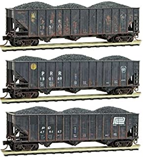 Best n scale coal hoppers Reviews