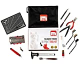 Filament Friday 3D Print Tool Kit - 32 Essential 3D Print Accessories for Finishing, Clean...