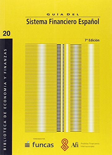 Guía del sistema Financiero Español