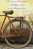 Mini Notizbuch 'Das Leben ist wie Fahrrad fahren,um die Balance zu halten musst du in Bewegung bleiben': (Albert Einstein), ca. A6, liniert