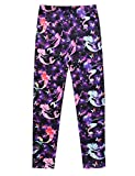 Jxstar Rainbow Leggings for Girls Legging Running Neat Girls Clothing Soft Girls Leggings VIKITA Clothing Starry Mermaid 130