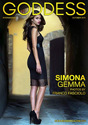 Goddess Magazine - International Edition - October 2019 - Simona Gemma (English Edition)