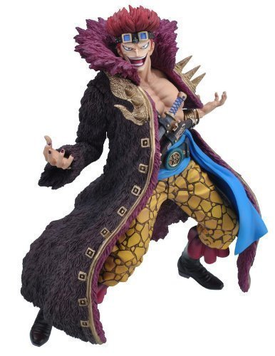 Lottery One Piece ~ Change of Generation ~ E Award Eustace Captain Kid figure most [one piece of article] (japan import) by Banpresto by Banpresto